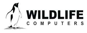 Wildlife Computers - White Black Transparent - 2640x240
